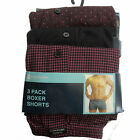 MENS TOM FRANKS 3 PACK BOXER SHORTS STYLE- BR167