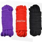 Hot Sexy GORGEOUS SOFT Japanese Silk ROPE 10 METRES LONG accessories 3Color S0BZ