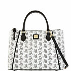 Dooney & Bourke Sutton Willa Zip Satchel