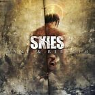 SKIES - Bane & Rebirth (CD, 2011, Bombworks) Christian Metal, NEW