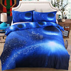 Moon&Stars Duvet Covers Quilt/Doona Cover Set Double/Queen/King Bed Size New