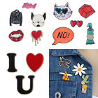 Lovely Collar Pin Funny Badge Corsage Cartoon Expression Brooch Jewellery