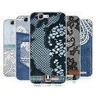 HEAD CASE DESIGNS JEANS AND LACES SOFT GEL CASE FOR HUAWEI ASCEND G7
