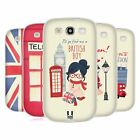HEAD CASE DESIGNS I DREAM OF LONDON SOFT GEL CASE FOR SAMSUNG GALAXY S3 III