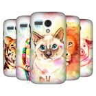 HEAD CASE DESIGNS WATERCOLOURED ANIMALS BACK CASE FOR MOTOROLA MOTO G (1ST GEN)