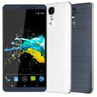 6 inch Unlocked Smartphone  Android Quad Core 2SIM 3G WCDMA WIFI GPS Cell Phone