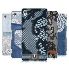 HEAD CASE DESIGNS JEANS AND LACES HARD BACK CASE FOR SONY XPERIA Z3