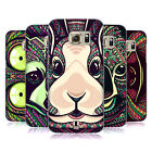 HEAD CASE DESIGNS AZTEC ANIMAL FACES SERIES 5 CASE FOR SAMSUNG GALAXY S7 EDGE