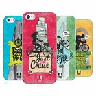 HEAD CASE DESIGNS BICYCLE LOVE SOFT GEL CASE FOR APPLE iPHONE 5C