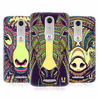 HEAD CASE DESIGNS AZTEC ANIMAL FACES 4 FARM CASE FOR DROID TURBO 2 / X FORCE