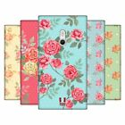 HEAD CASE DESIGNS NOSTALGIC ROSE PATTERNS CASE FOR NOKIA LUMIA 800 / SEA RAY