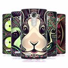 HEAD CASE DESIGNS AZTEC ANIMAL FACES SERIES 5 SOFT GEL CASE FOR LG G4