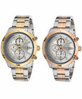 Invicta Men's Specialty Chronograph Two-Tone Stainless Steel Watch