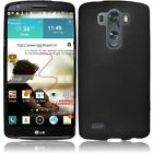 For LG G3 TPU Rubber Flexible Phone Skin Case Cover