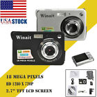 "NEW 18 Mega Pixels CMOS 2.7"" TFT LCD Screen HD 720P Digital Camera EU Camcorders"