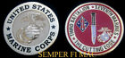 3/7 3rd Battalion 7th US MARINES 1ST MAR DIV CHALLENGE COIN FMF PIN UP GIFT WOW