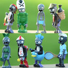 8pcs Plants vs Zombies PVC Figures Collection Doll Toy for kid gift Play Cake