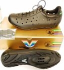 """""""New"""" VITTORIA CLASSIC 1976 VINTAGE CYCLING SHOES - CHAUSSURES RETRO - SPD"""