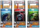 SNACKEEZ! JR 8oz STAR WARS 2-In-1 Snack & Drink Cup STRAW & LID *YOU CHOOSE*