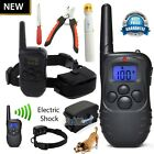 Внешний вид - 300 Yard Electric Waterproof LCD Shock Vibra Remote Pet Dog Training Collar Kits