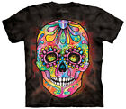 Day Of The Dead Adult T-Shirt Tee