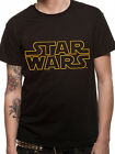 Official Star Wars (Logo Outline) T-shirt - All sizes