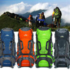 Внешний вид - 80L Outdoor Sport Camping Hiking Climbing Large Capacity Bag Waterproof Backpack