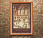 New York Central Railroad - Grand Central Station - Vintage Rail Travel Poster