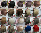 """USPS 8"""" Fashion Choose 100% Human Hair Fringe Bang Clips In Extension 20g/pc"""