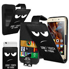 For Lenovo P2 Smartphone - Printed Clip On PU Leather Flip Case  Cover