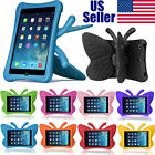 3D Cute Butterfly Shockproof EVA Foam Case Cover Stand For iPad Mini 1/2/3 Gift
