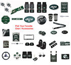 New NFL New York Jets Pick Your Gear / Car Truck Accessories Official Licensed on eBay