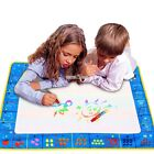 Magic Pen Water Painting Drawing Writing Board Mat 59x 80cm Doodle Toy S0BZ