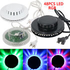 48-LED RGB Sunflower Light Stage Laser Lighting Lamp Effect DJ Bar Party Club US