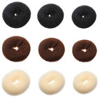FASHION HAIR BUN DONUT SHAPER RING STYLER FORMER STYLE DOUGHNUT TIE UPDO UP DO New without tags