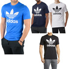 Mens Adidas Orignals Essentials Trefoil California T-Shirt Sports Training Top