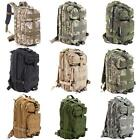 30L Military Tactical Backpack Rucksack Camping Hiking Trekking Bag Outdoor New