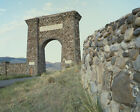 North Entrance Gate to Yellowstone National Park Photo Print