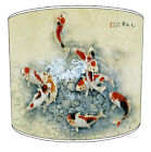 Lampshades Ideal To Match Koi Carp Cushions, Koi Carp Duvets & Koi Carp Wall Art