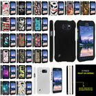For Samsung Galaxy S6 Active G890 Slim Fitted Hard Snap On Case + Stylus Pen