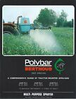 Farm Equipment Brochure - Berthoud - Polybar - Crop Sprayer for Tractor (F5140)