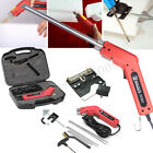 250W Styrofoam Electric Foam Heat Wire Tool Grooving Cutter Blades Various Kit