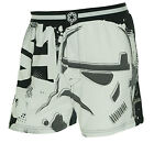 New Mens Bioworld Star Wars Storm Trooper Black Cotton Boxer Underwear S $10.5 USD on eBay