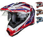 THH TX-27 #3 Tourer Dual Sports MX Helmet Motocross Off Road Quad Enduro Bike