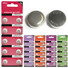 NEW 10Pcs/Set AG1 - AG13 1.5V Alkaline Button Coin Cells Watch Battery -13 Model
