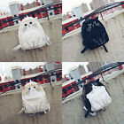 Cute Fashion Women Cat Backpack Schoolbag Satchel Shoulder Bag Travel Bookbag AU