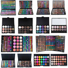 Ombretti 120Colors Cosmetic Matte Smoky Eyeshadow Set Pearl Shimmer Palette Gift