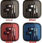 3.5mm Stereo In-Ear Headset Earbuds Headphone Earphone With Mic for Cell Phone