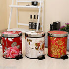 Kitchen Bathroom Wast Bins Pedal Garbage Bucket Household Large Capacity