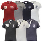 Mens Polo T Shirt Crosshatch Pique Top Cotton Short Sleeved Collared Summer New